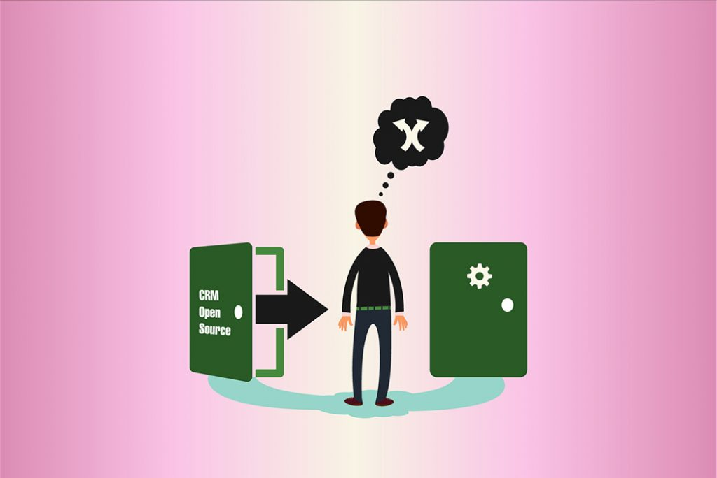 CRM open source - CRM software libre - tipos de crm