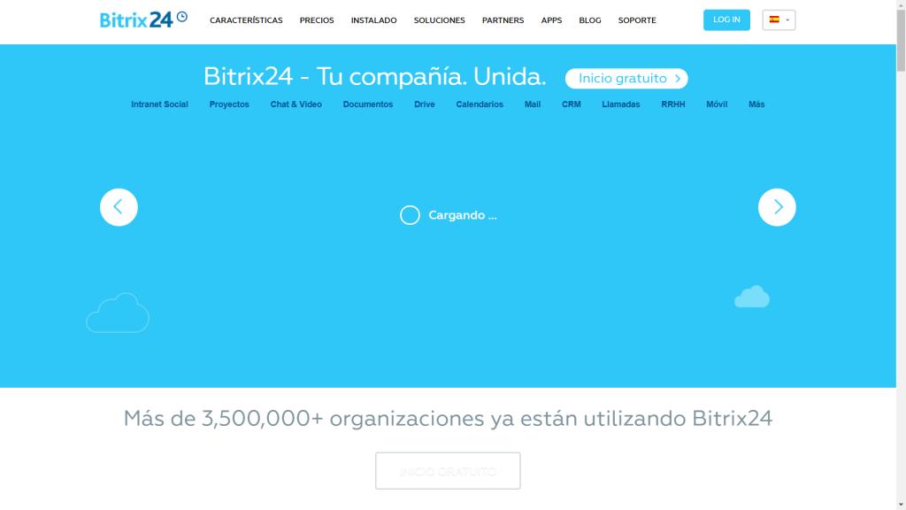 Bitrix24 - CRM Gratuito en Español - CRM Gratis en Español - Software CRM