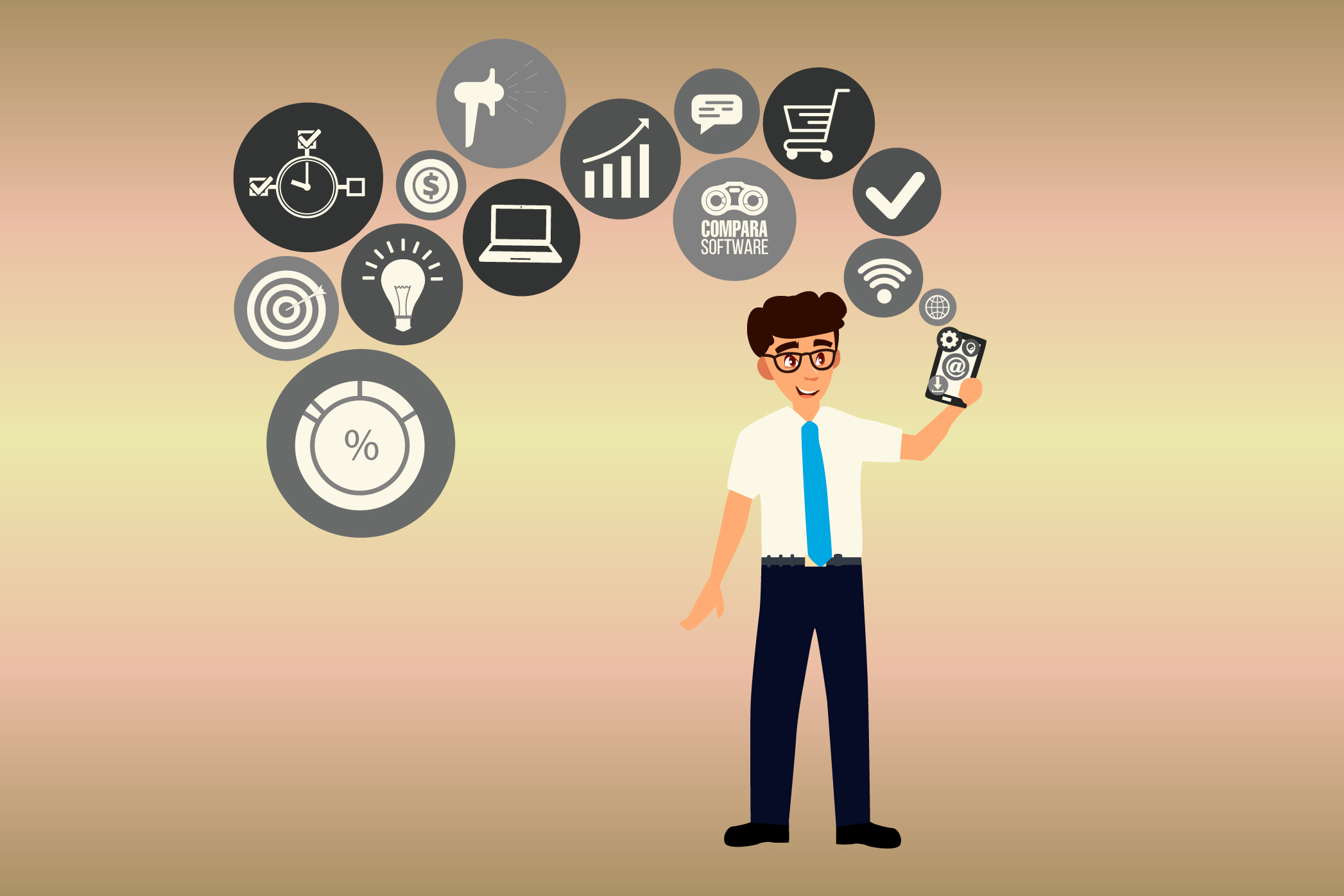 Software de inteligencia de negocios