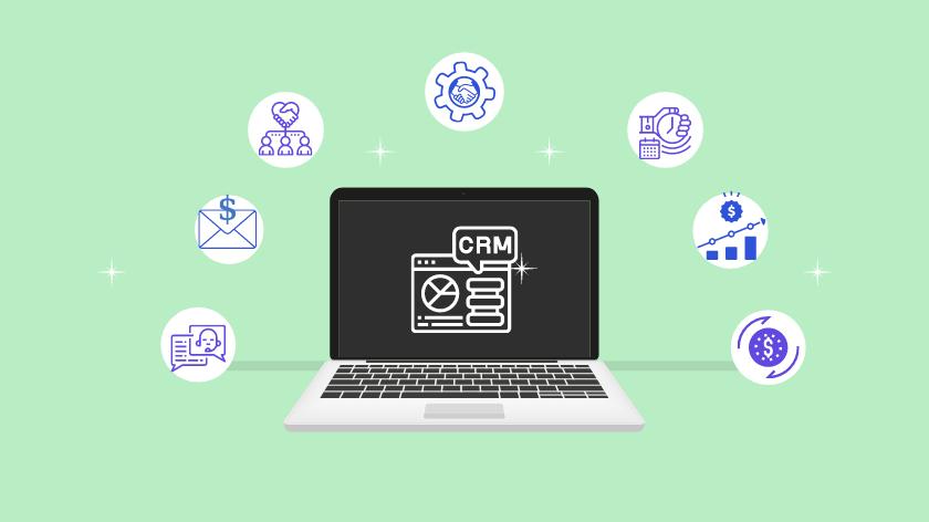 Indicadores CRM marketing