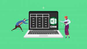 hacer un CRM en Excel