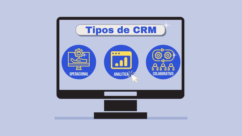 Tipos de CRM: Analítico, Colaborativo y Operacional