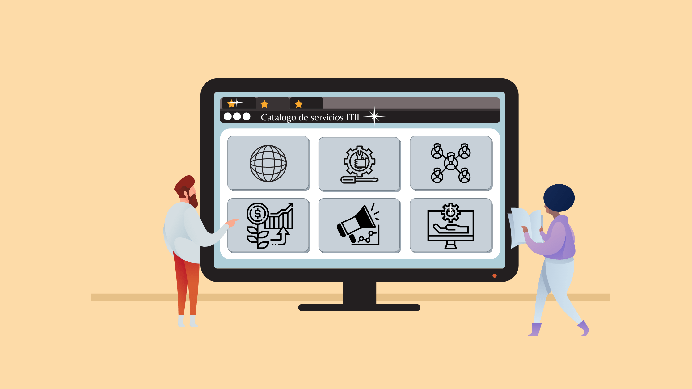 Catalogo de servicios ITIL