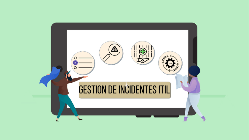 gestion de incidentes itil