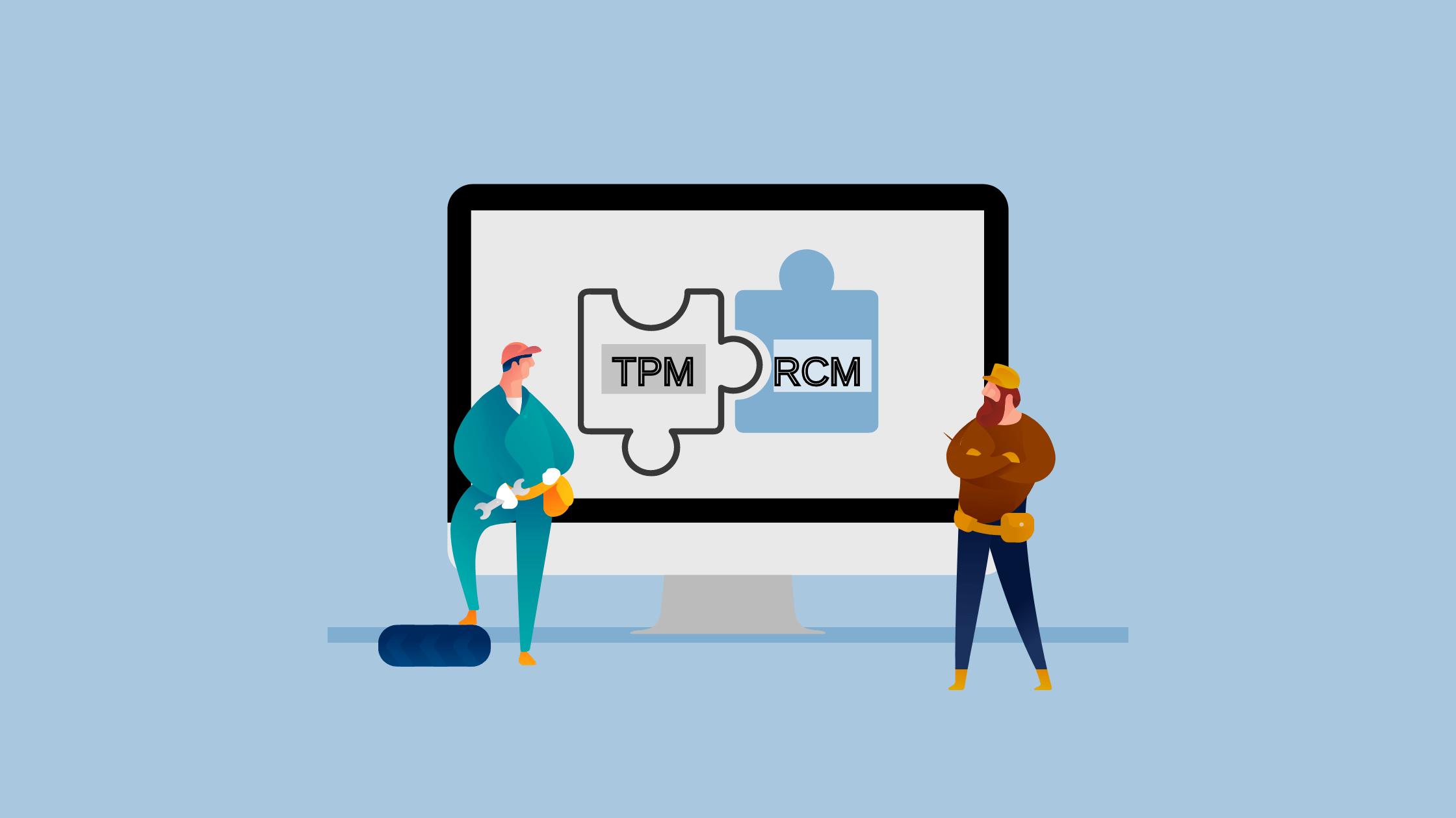 TPM y RCM