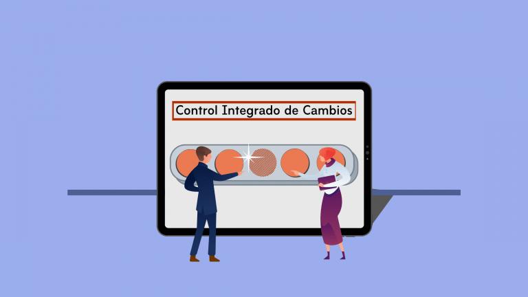 control integrado de cambios