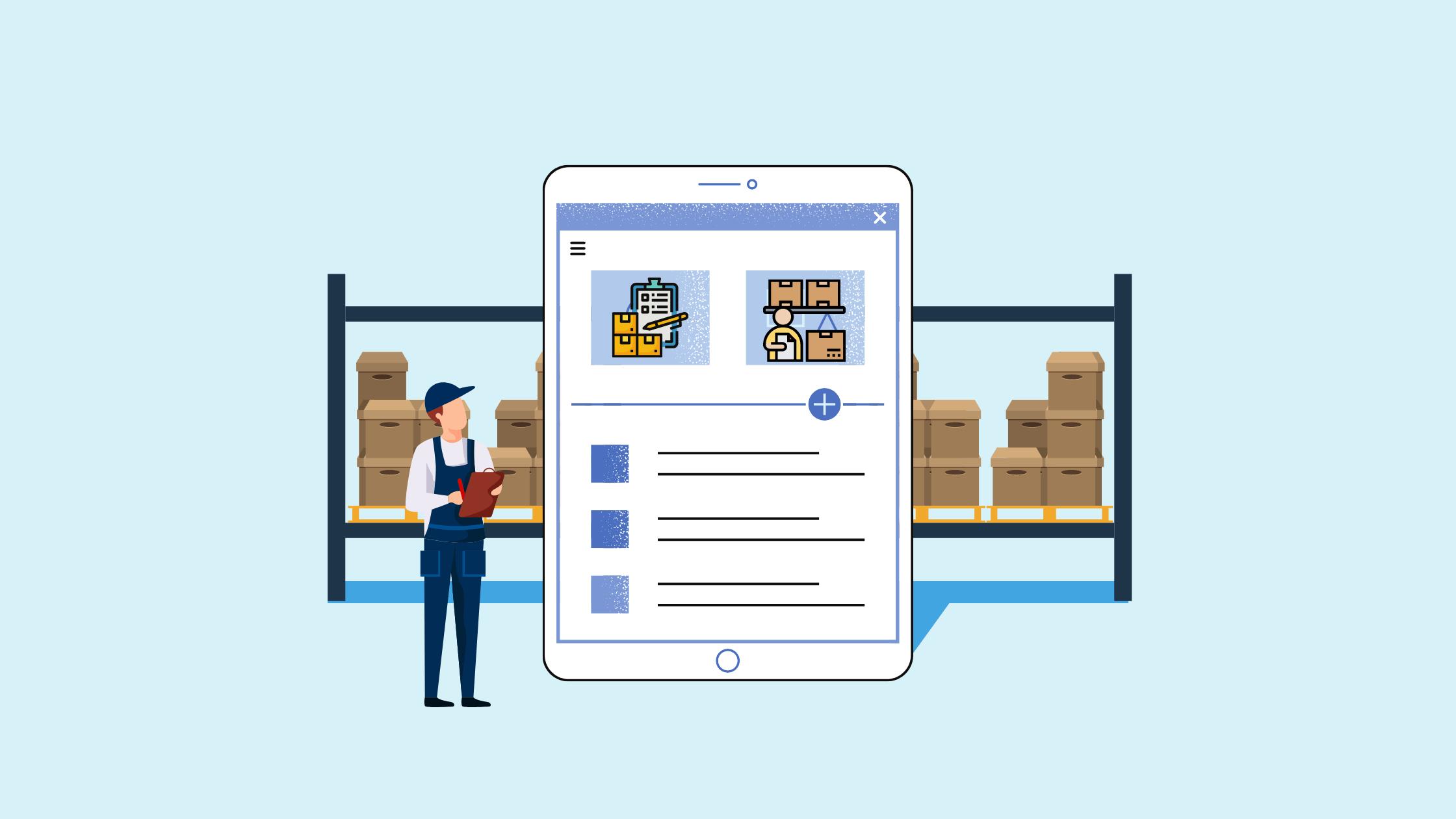 gestion de inventarios de tiendas online