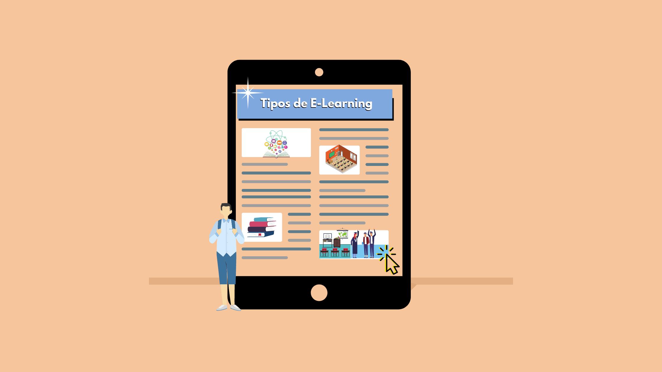 Tipos de e-learning
