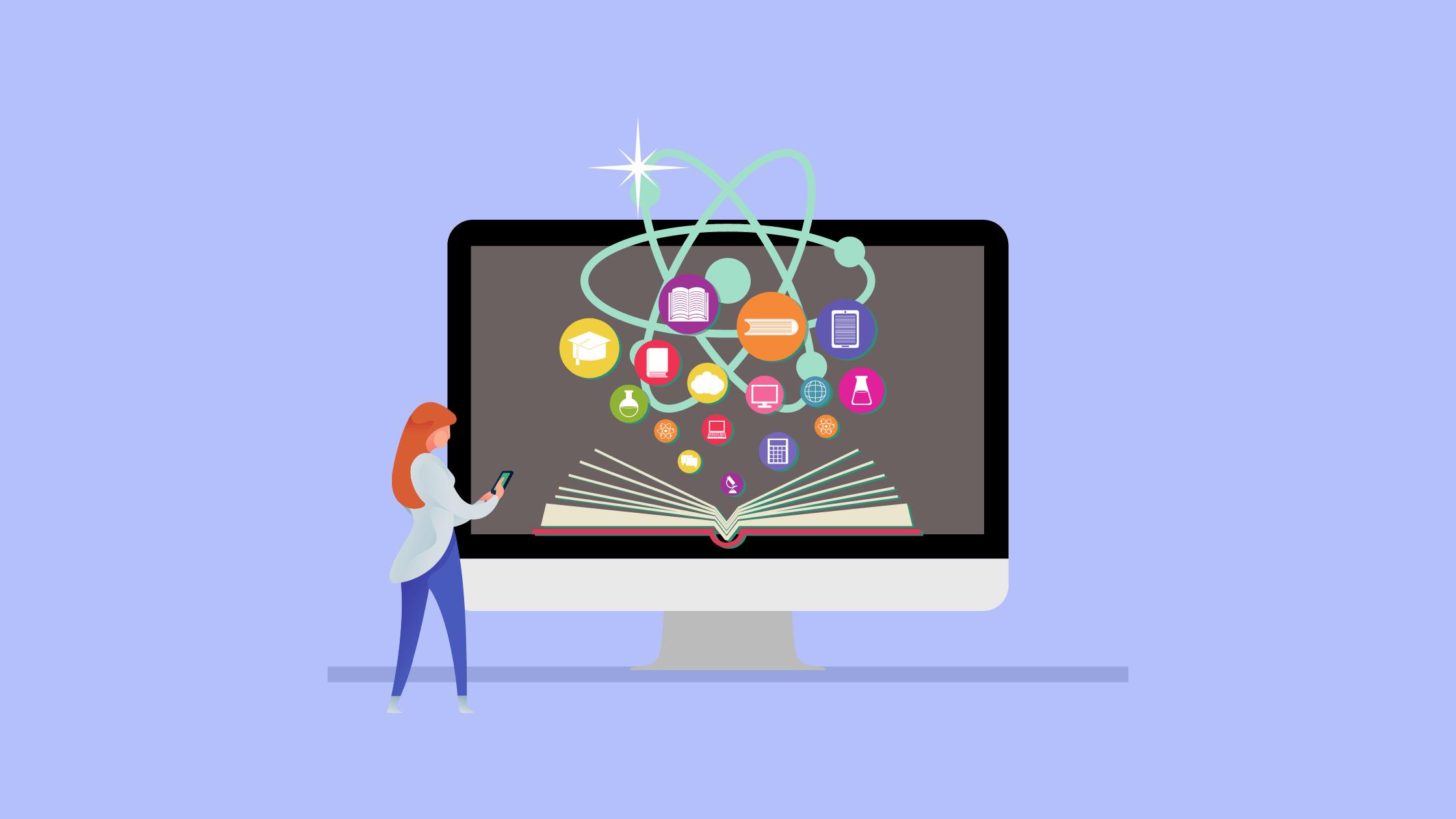 que es el aprendizaje digital