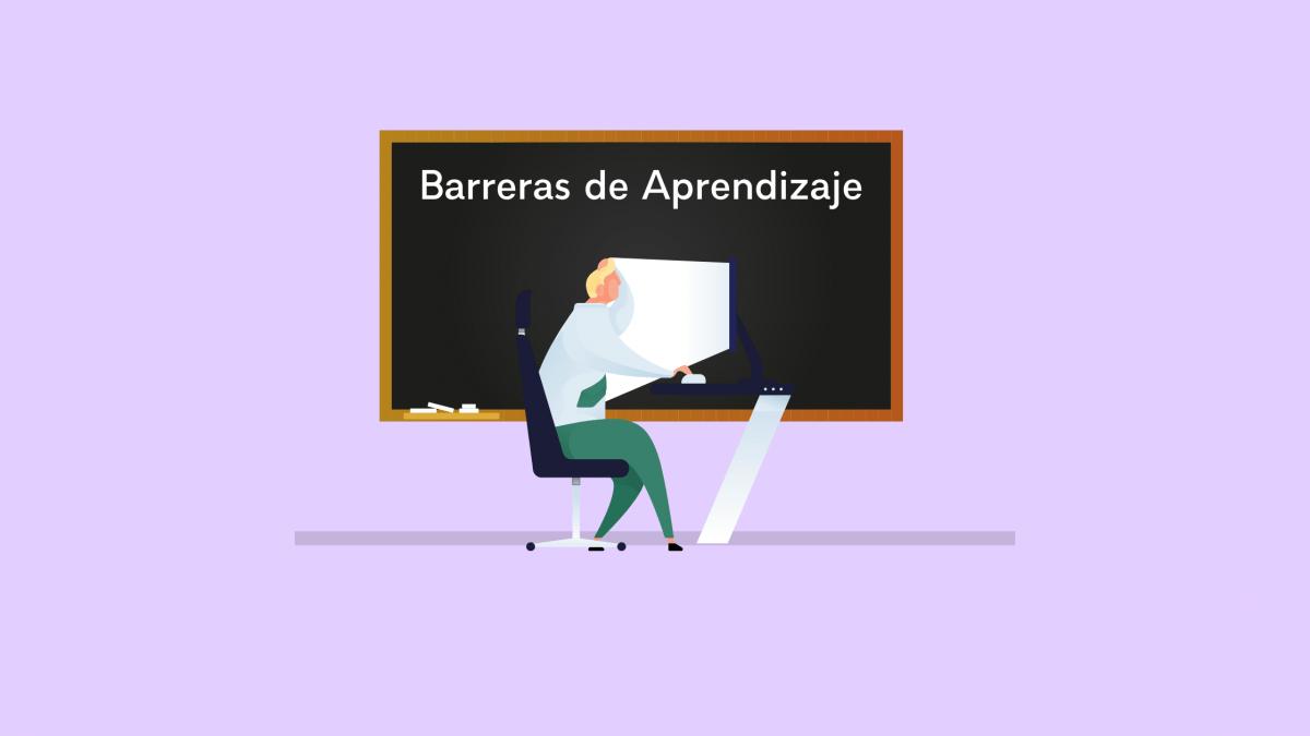 Barreras de Aprendizaje en E-Learning
