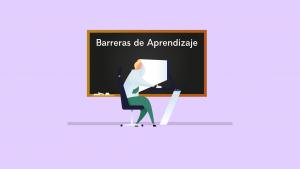 cuales son las barreras de aprendizaje en el e-learning