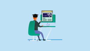 como usar wordpress como lms
