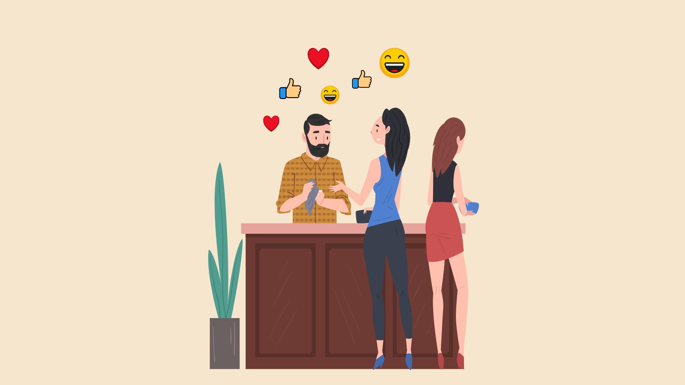 consejos para lograr un cliente feliz