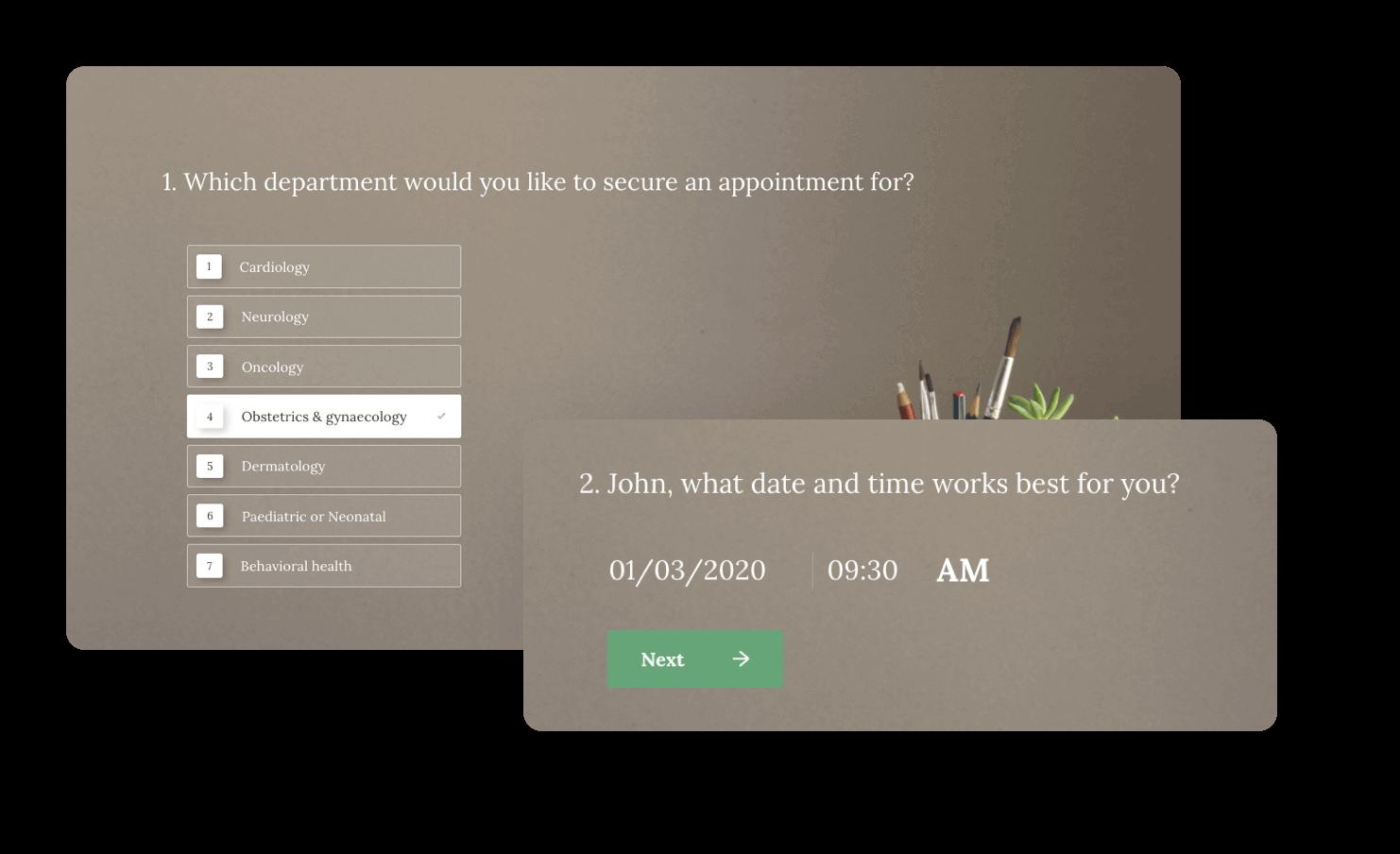 SurveySparrow para encuestas online