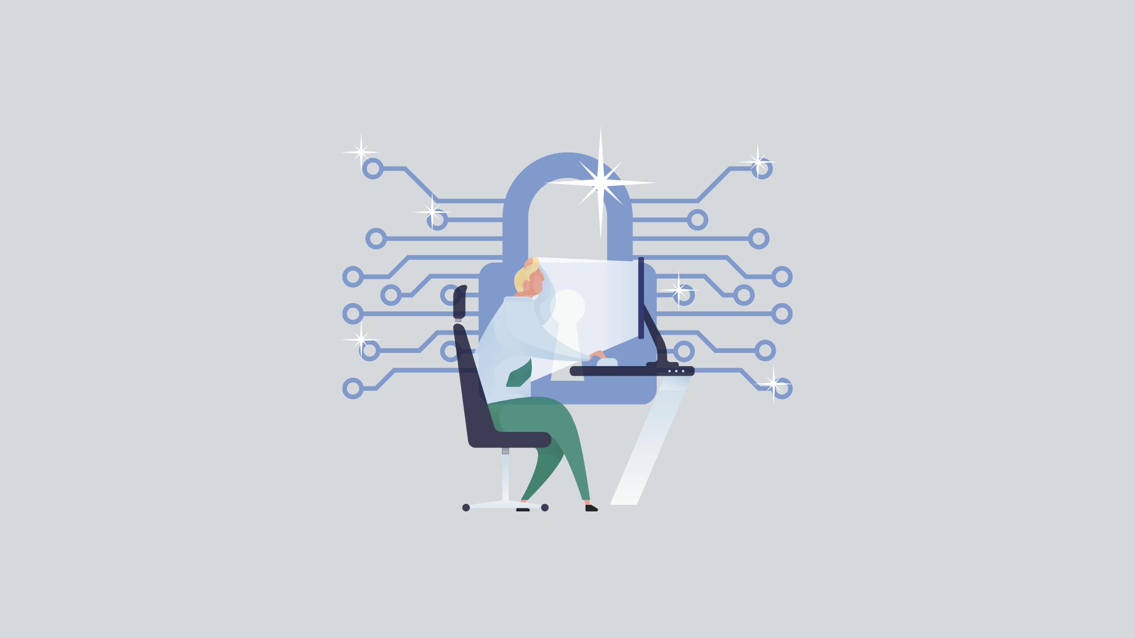 Un sistema CIAM (Identity Access Management) simplifica el proceso de registro en sitios web o aplicaciones permitiendo ingresar con una cuenta de redes sociales.