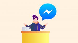 La atencion al cliente en Facebook Messenger es mas facil con un Software de Mesa de Ayuda