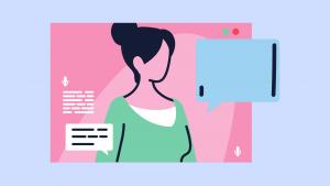 La atencion por videollamada es una forma de conectar con los clientes en un contexto mas cercano y establecer un vinculo emocional