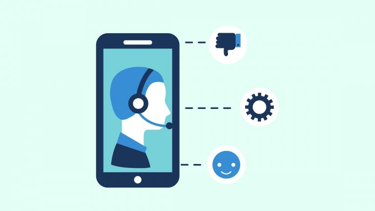 Un centro de llamadas es un equipo de trabajo que gestiona llamadas entrantes y salientes