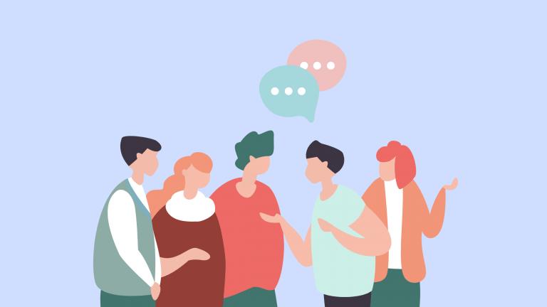 Una estrategia de comercio conversacional consiste en promover la interaccion entre los clientes y la empresa para construir relaciones a largo plazo