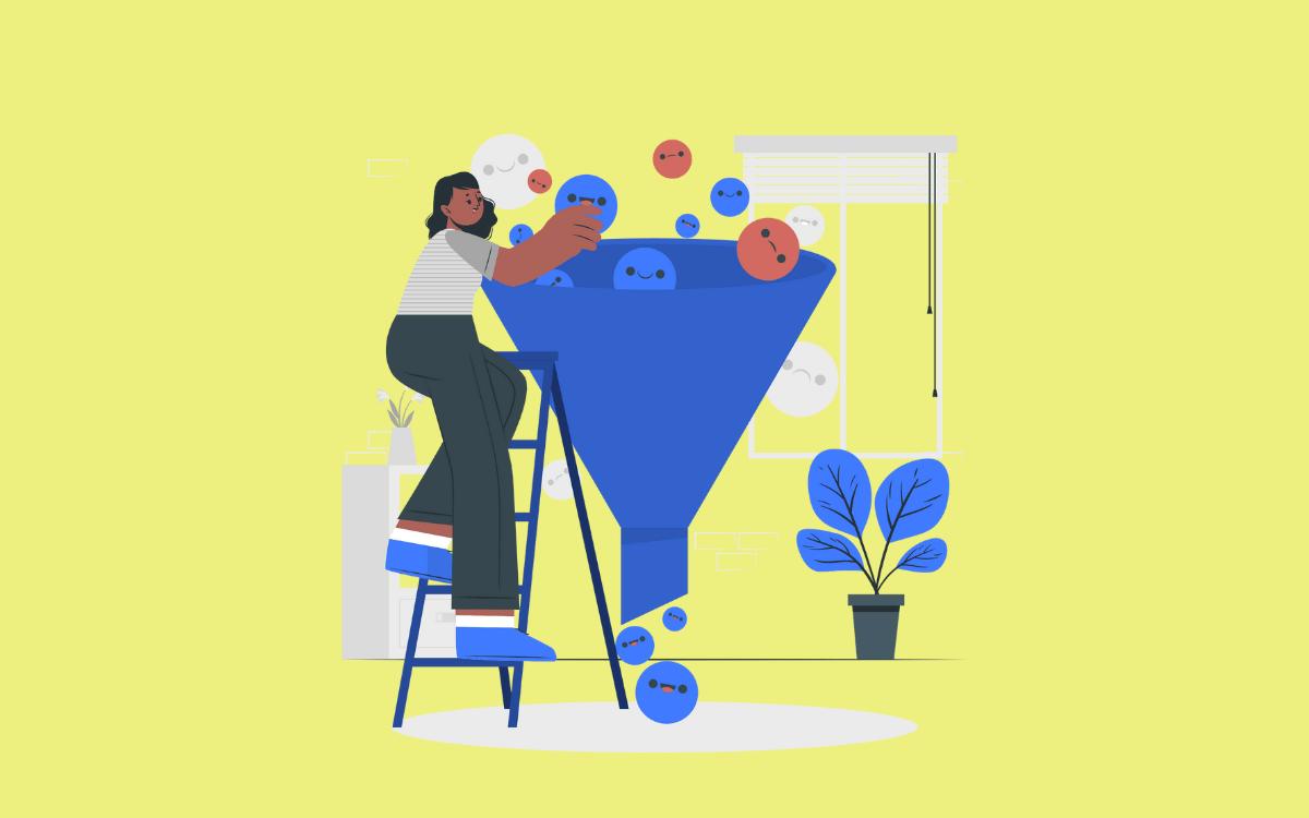¿Qué es el funnel de marketing digital?