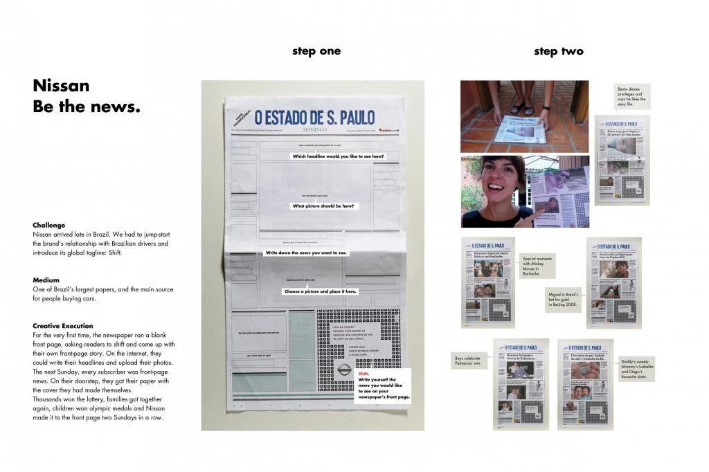 ejemplos de publicidad offline